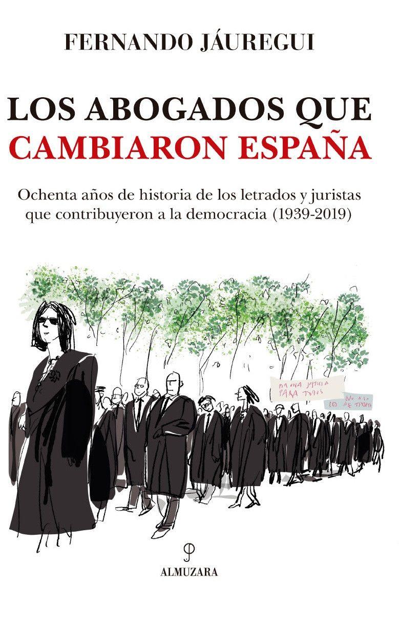 Portada libro los abogados que cambiaron espana