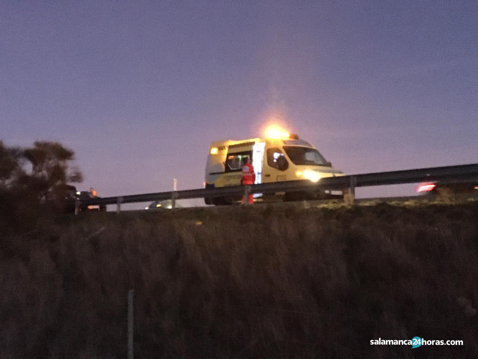 Accidente en Castellanos de Moriscos 5
