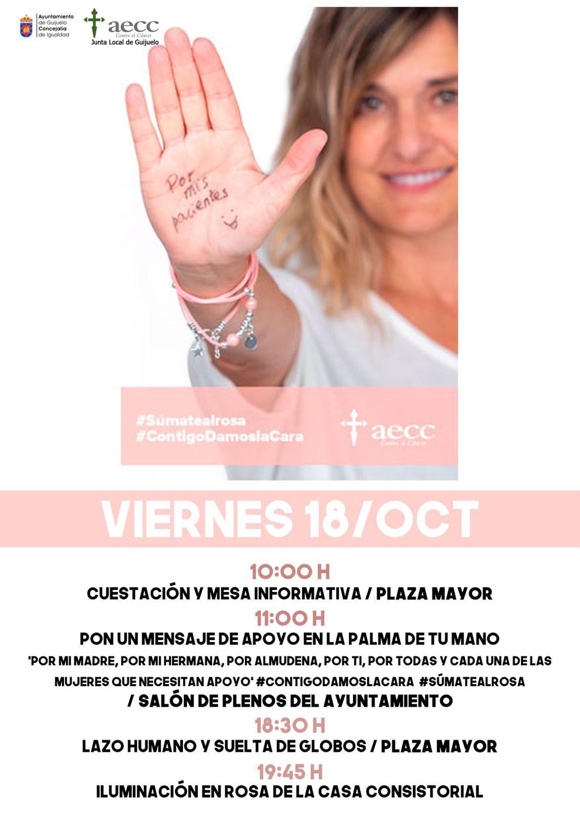 Dia Mundial Cu00e1ncer de mama 18 octubre   copia