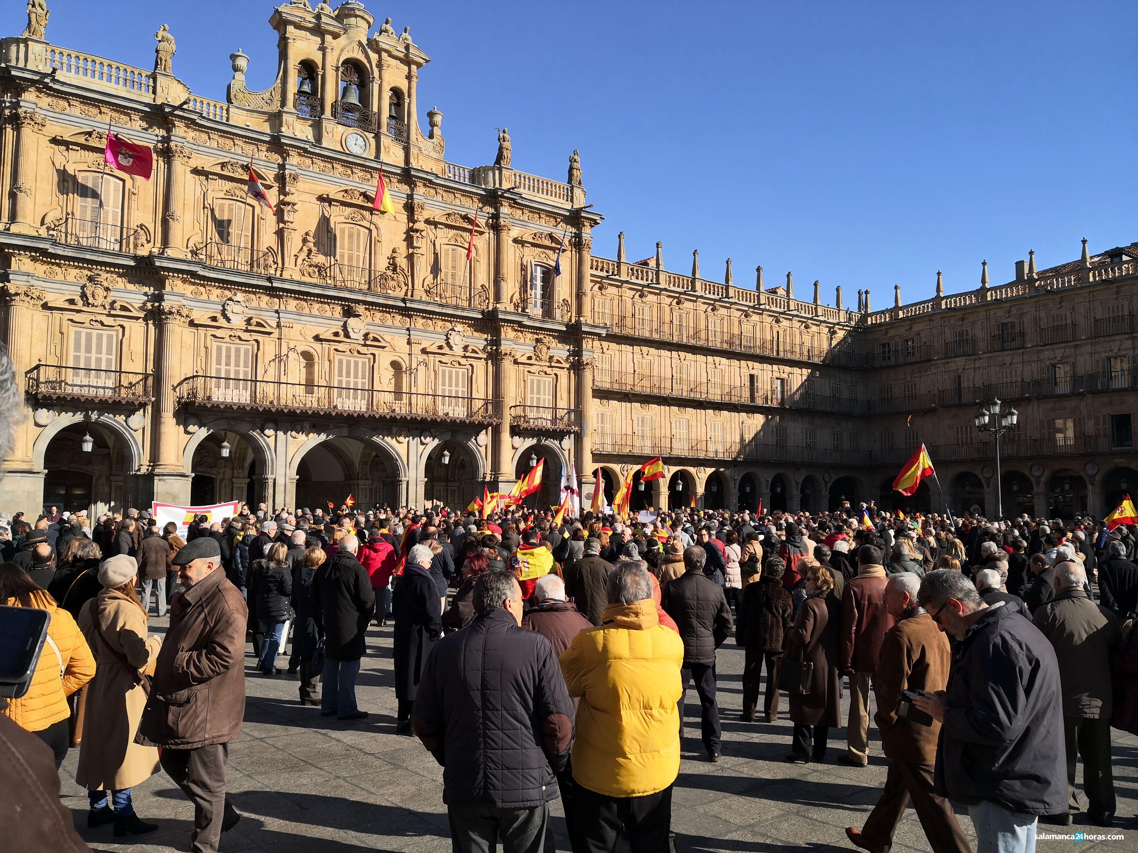 Concentración de Vox 'España existe' (40)