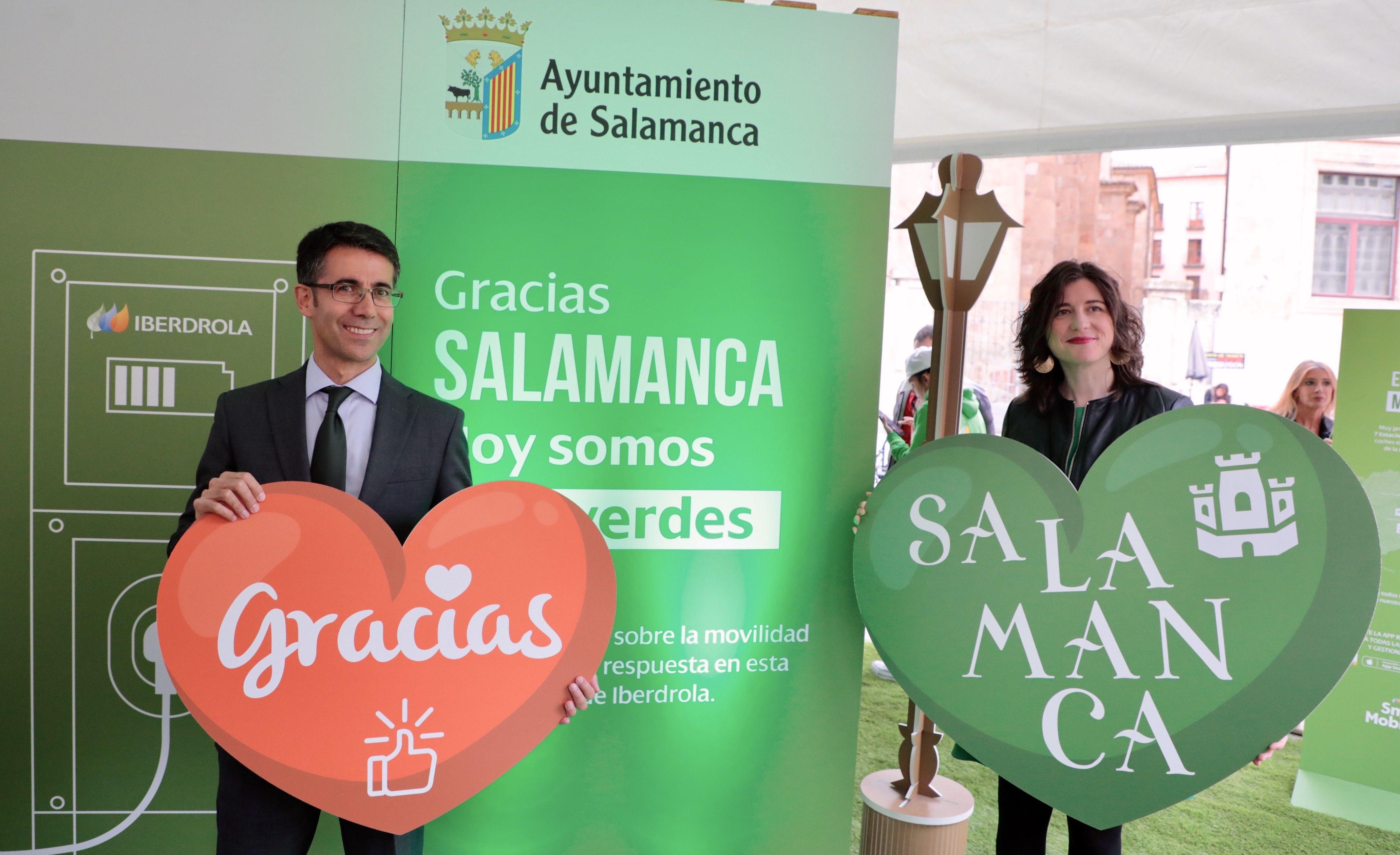 2019 10 18.  Miryam Rodriguez y Celiano Garcu00eda, Ventanilla Verde Iberdro... (1)