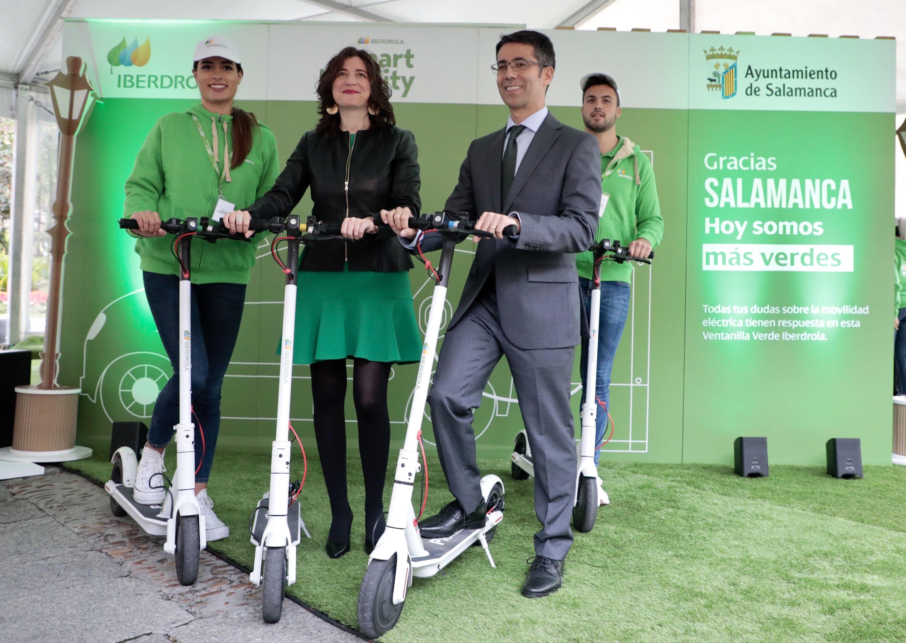 2019 10 18.  Rodriguez y Garcu00eda, Ventanilla Verde Iberdrola Salamanca