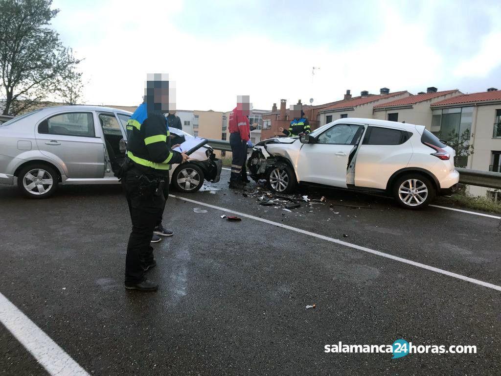 Accidente Cordel de Merinas 2