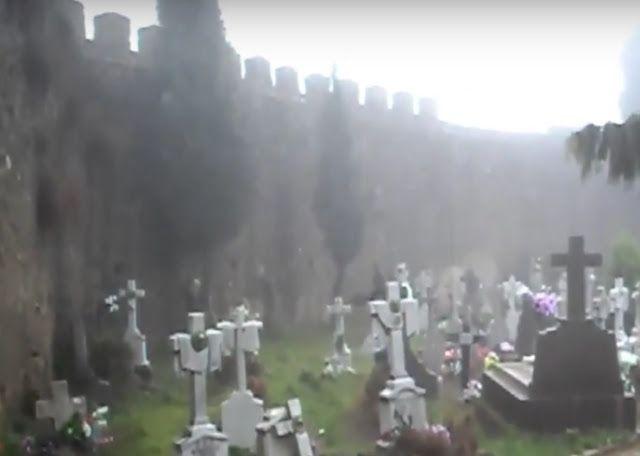 Cementerio san martin del castau00f1ar2
