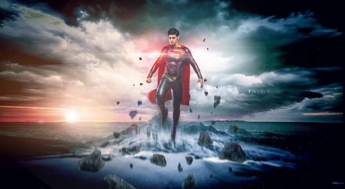 Fotografo kiki romero cosplayer ezequiel borrego toledano cosplay superman (Copy)
