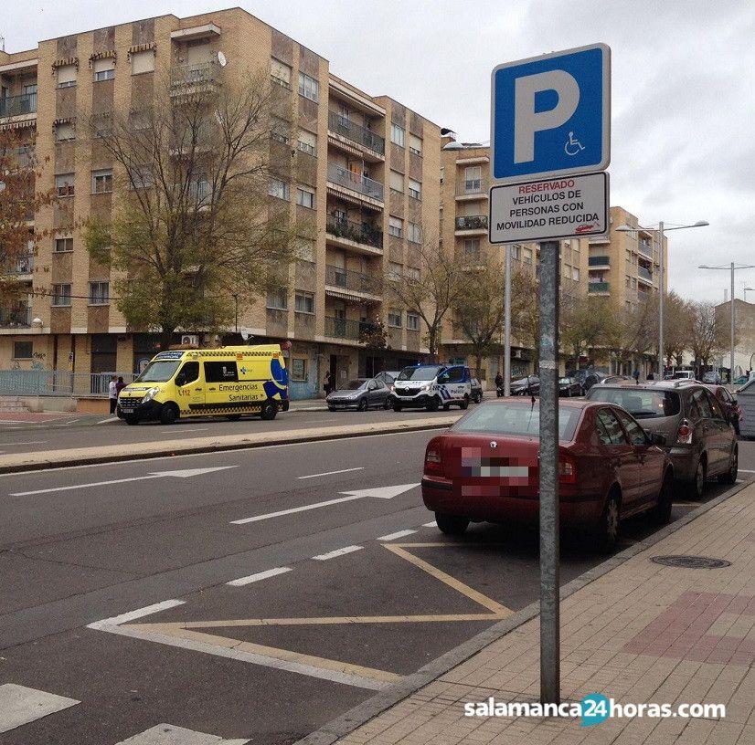 Atropello paseo de los Madroños 6 de noviembre de 2019 (3)