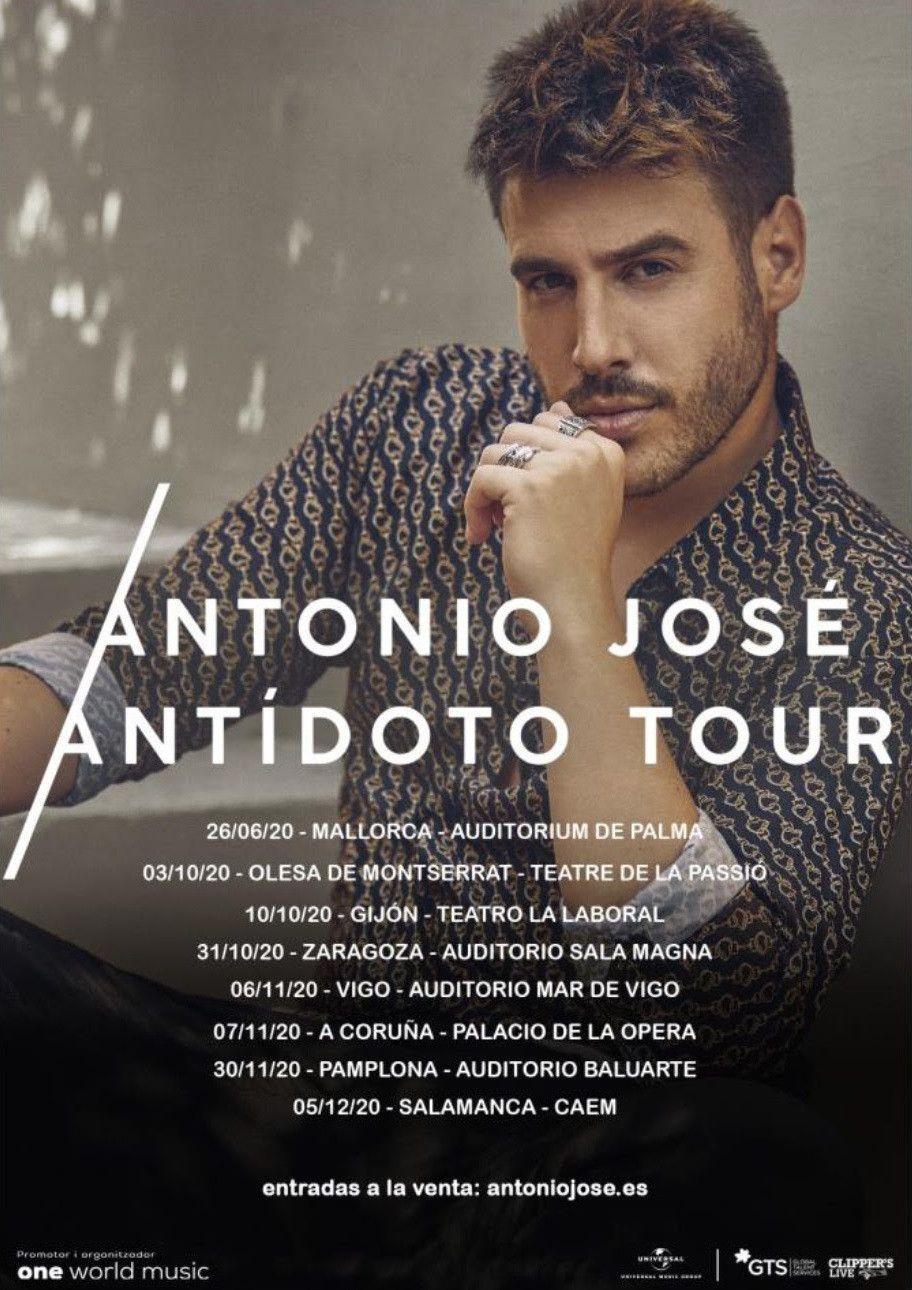 Antonio Josu00e9