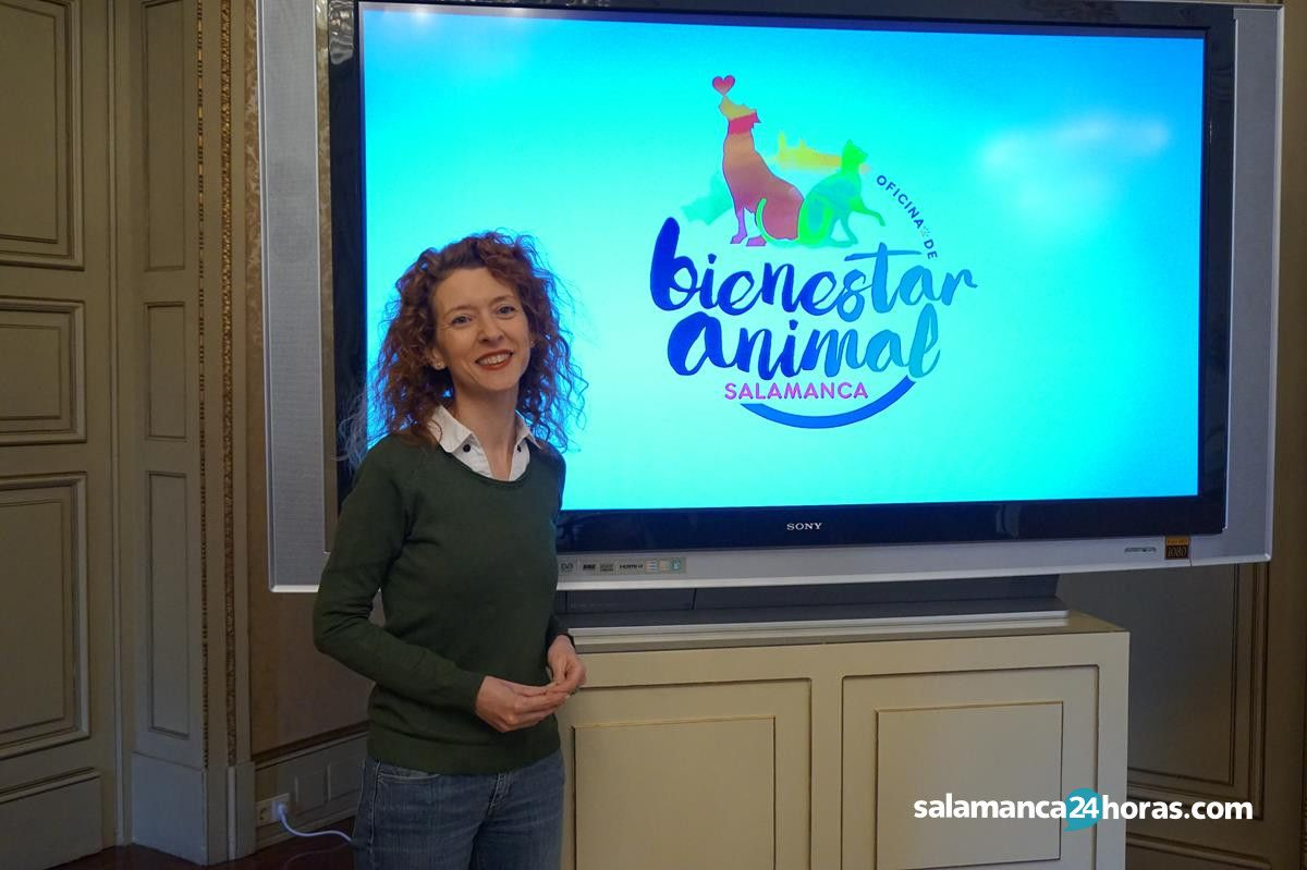 Ana Suárez   oficina de bienestar animal