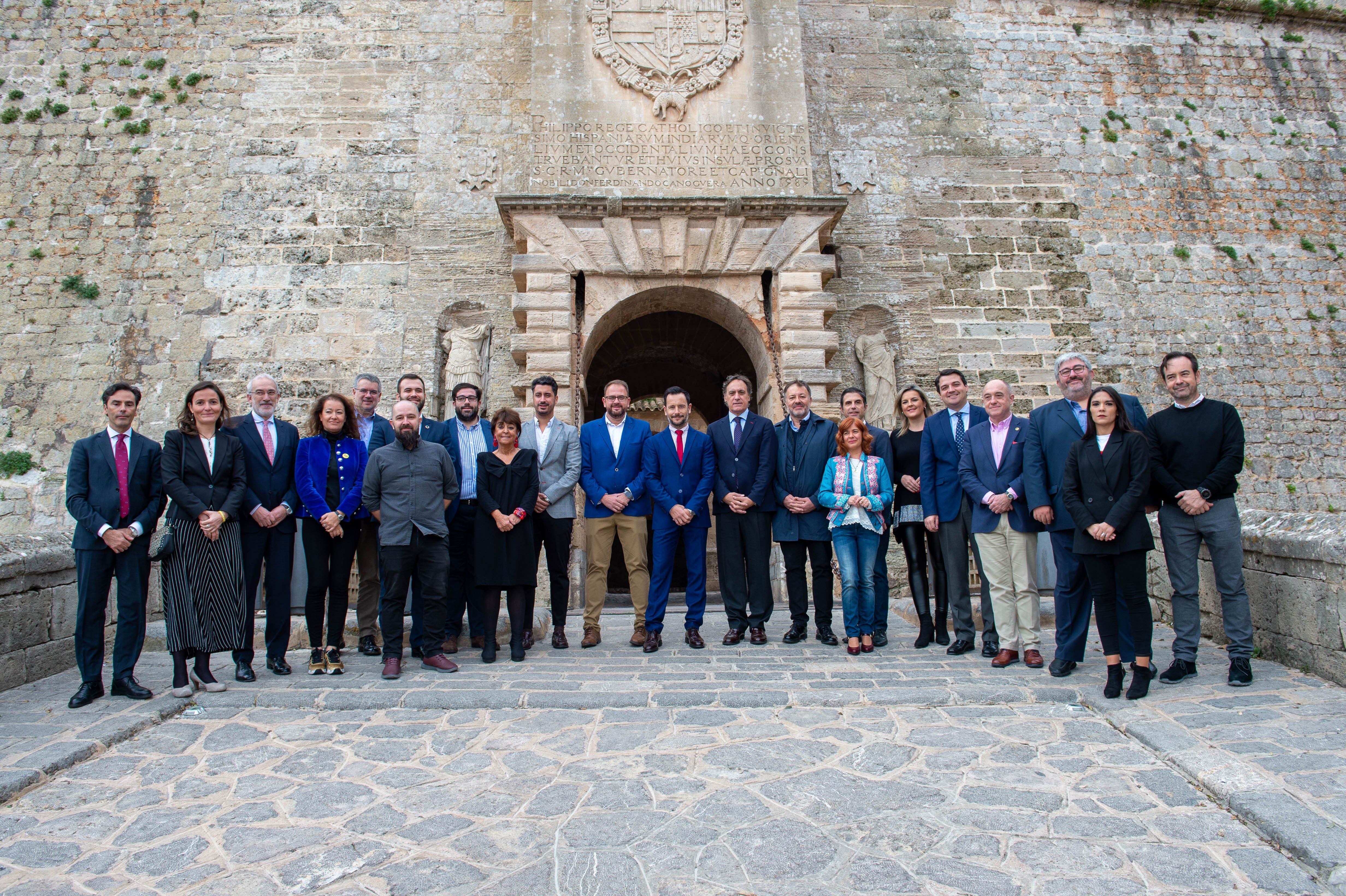 Grupo Ciudades Patrimonio 2