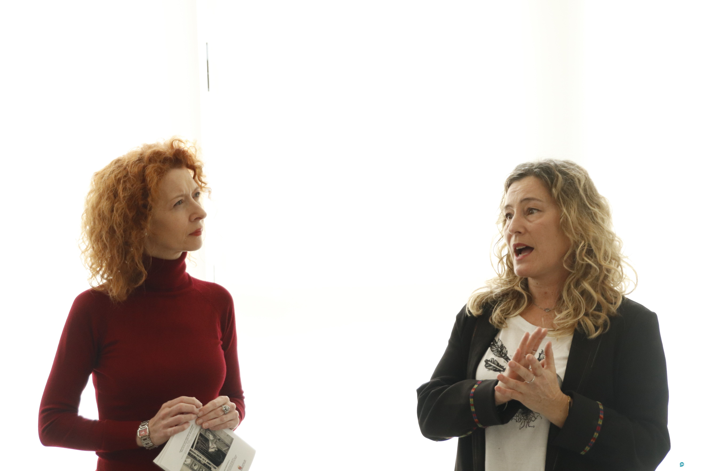 Ana Suarez, Rauqel Barbero (7)