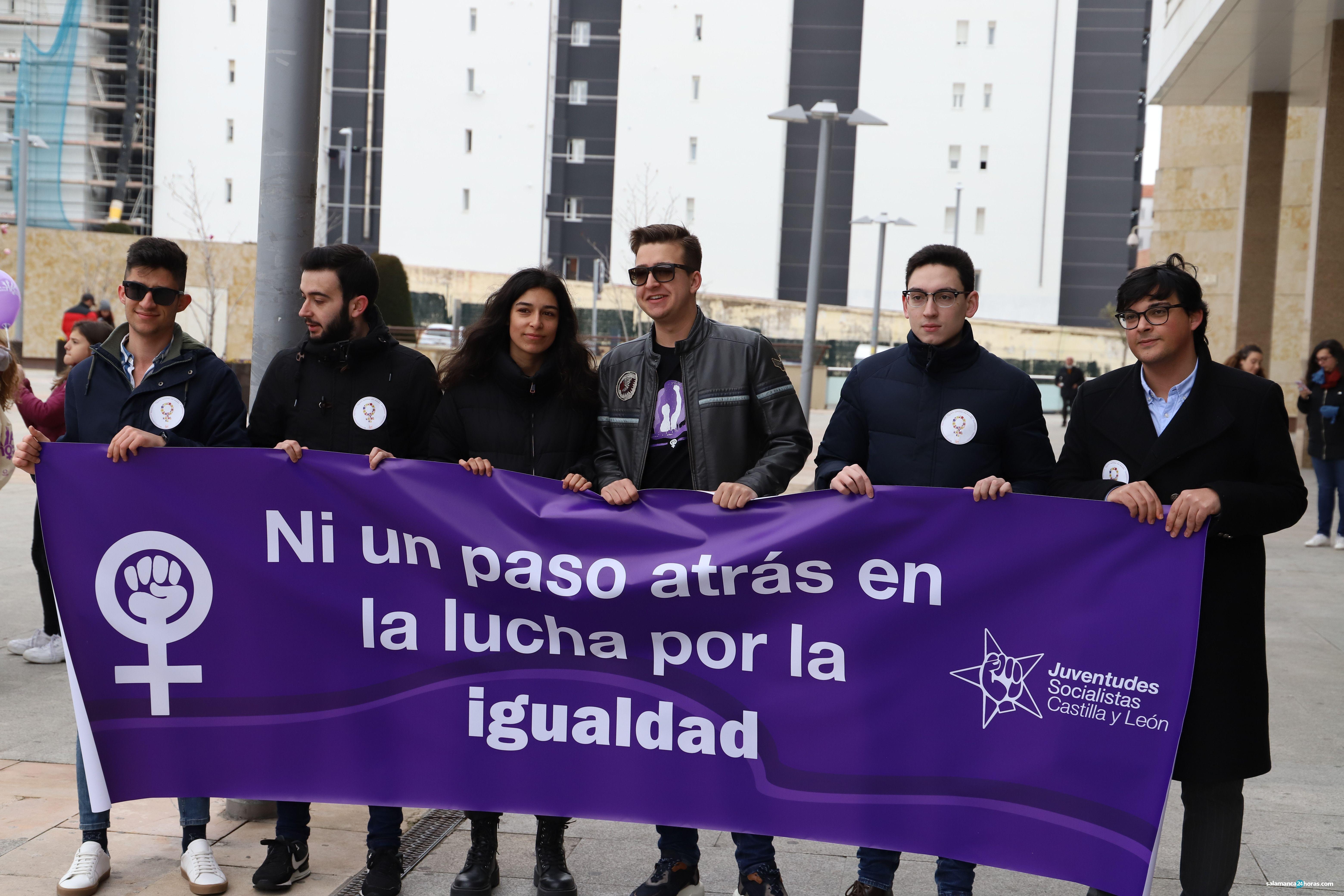 Manifestacion 8M 8 3 2020 (11)
