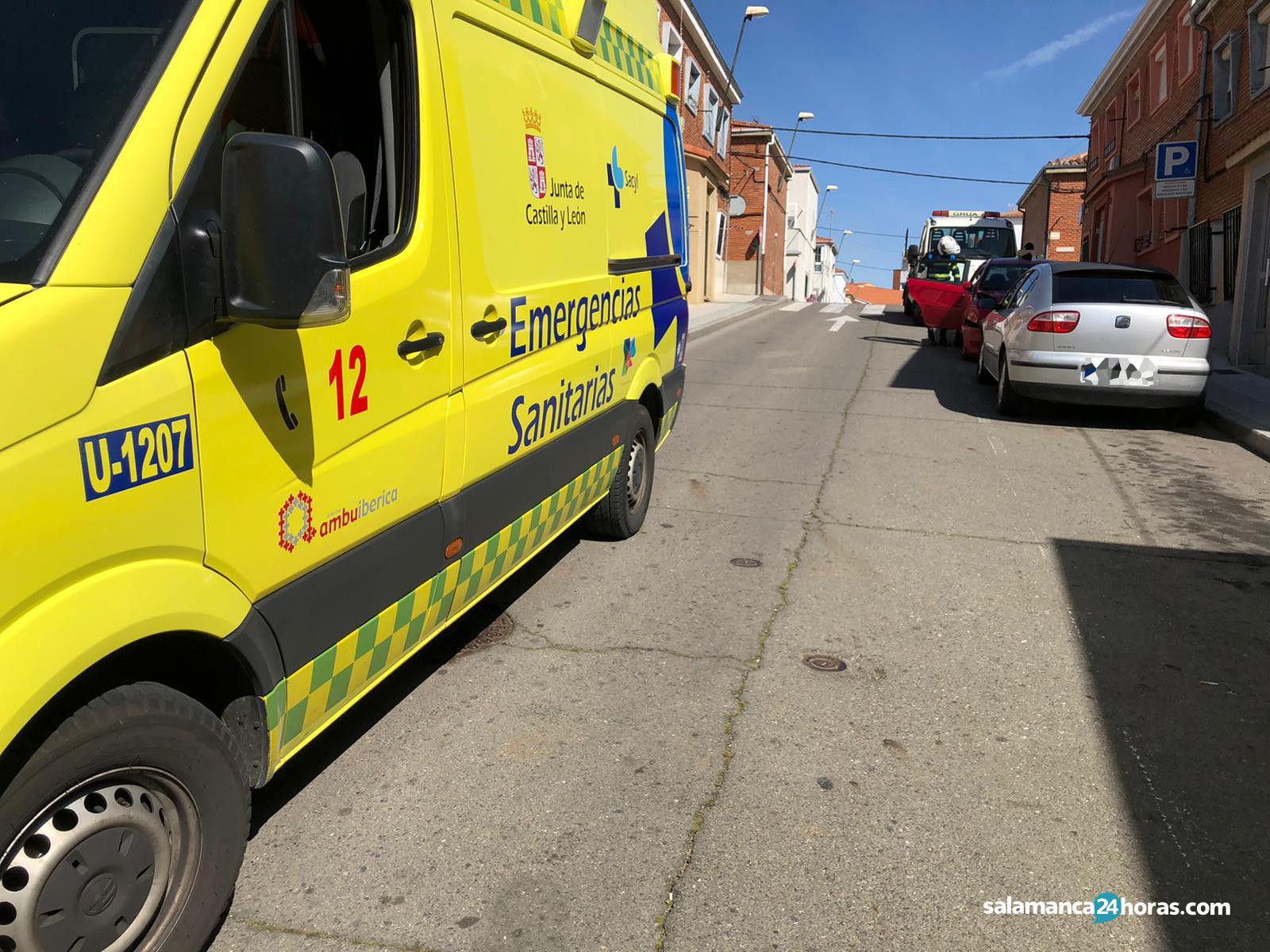 Intervención Policía Policia en Pizarrales (19)