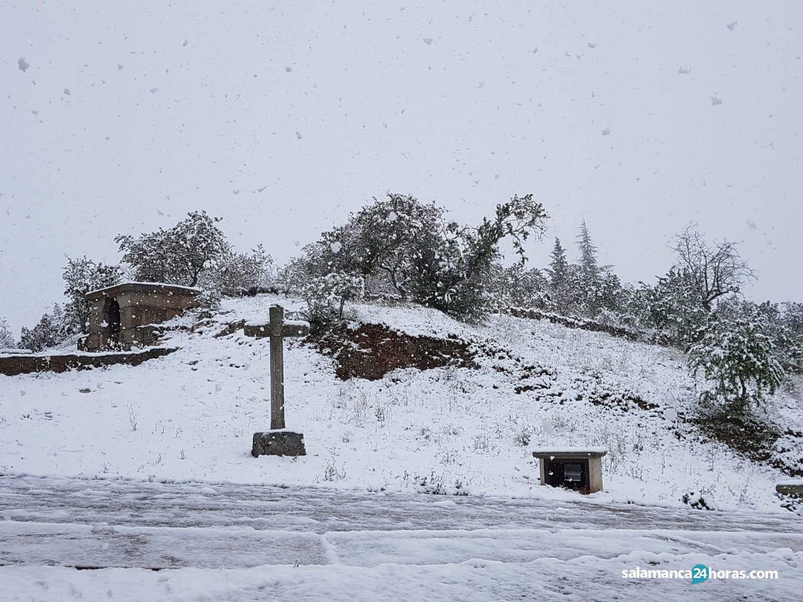 Nieve en Lumbrales e Hinojosa (7)