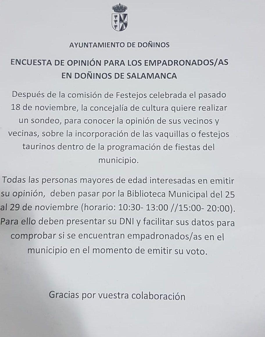 Referu00e9ndum taurino Dou00f1inos de Salamanca (2)