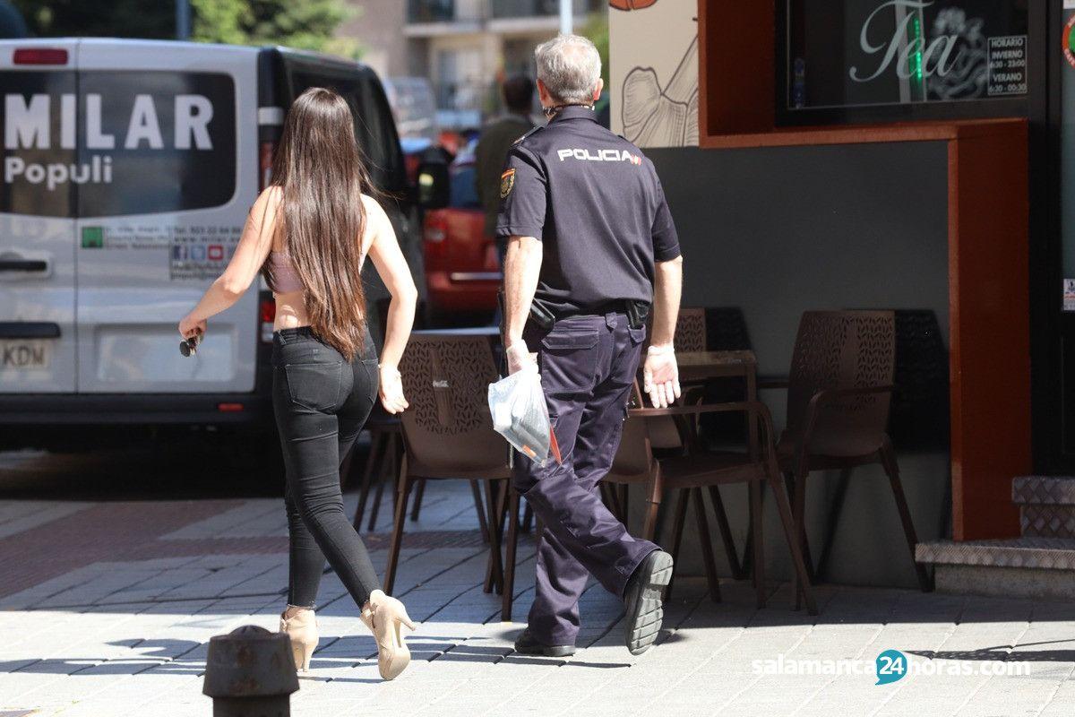 Policía nacional calle méjico (9)