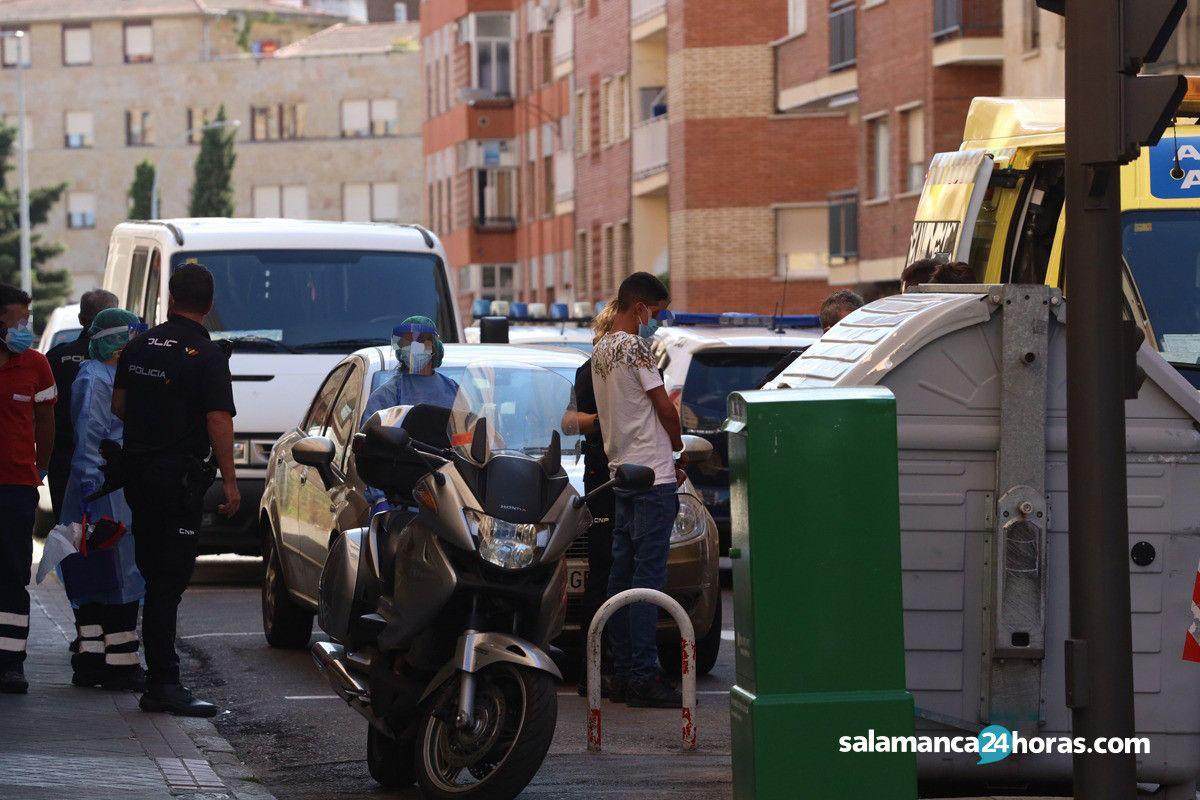 Policía nacional calle méjico (4)