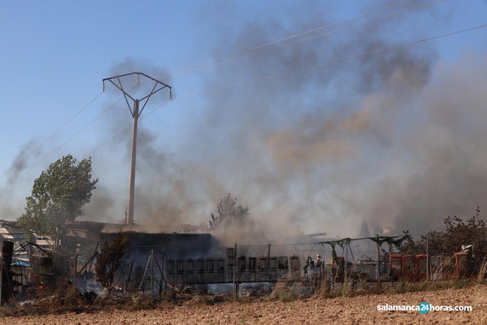 Incendio Calvarrasa de Arriba (7)
