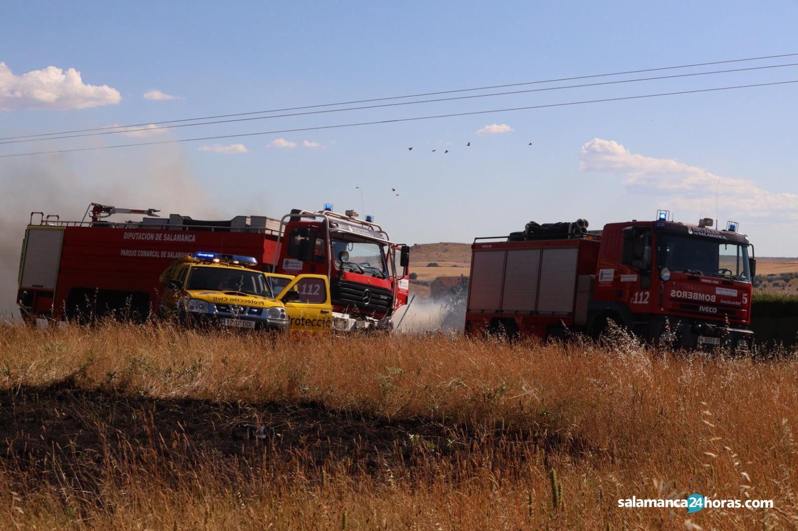Incendio Calvarrasa de Arriba (3)