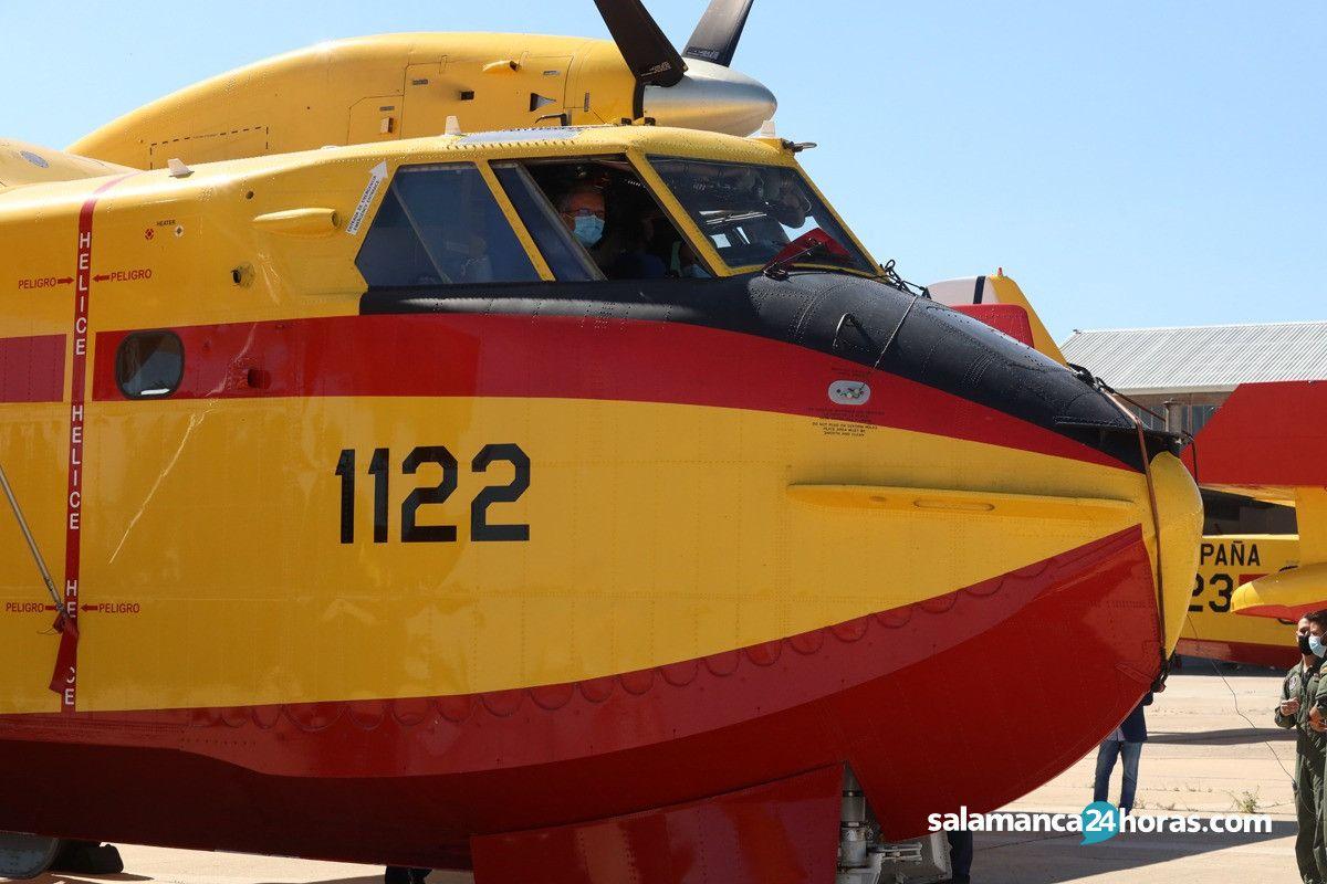 Javier Izquierdo   campaña extinción de incendios 2020 (10)
