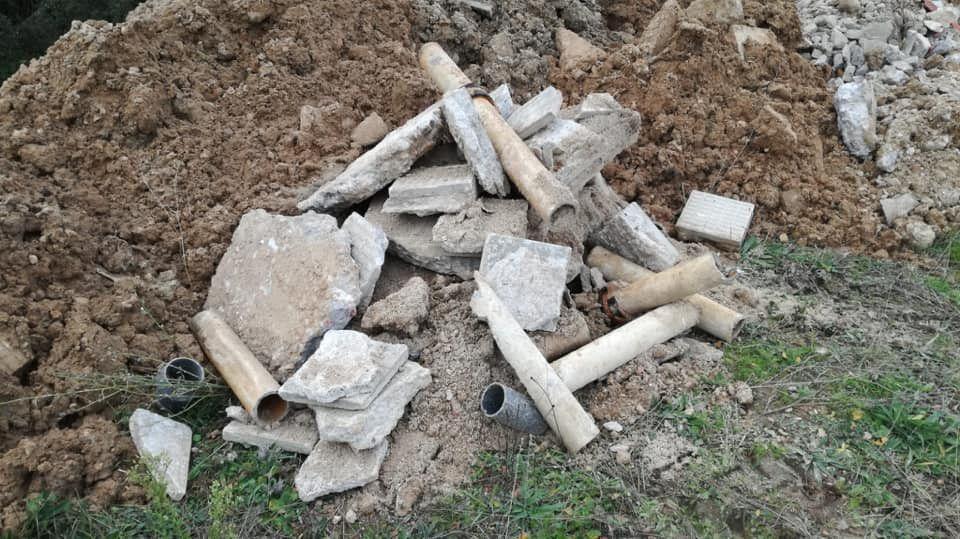 Escombreras en Terradillos (3)