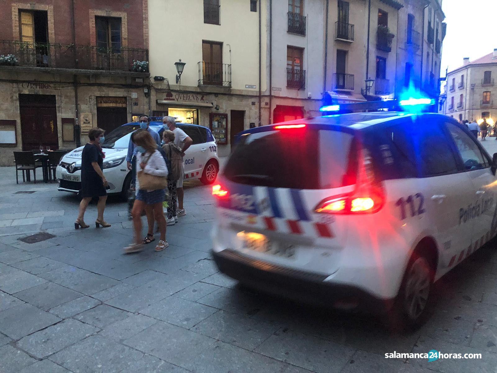 Desalojo calle Meléndez (2)