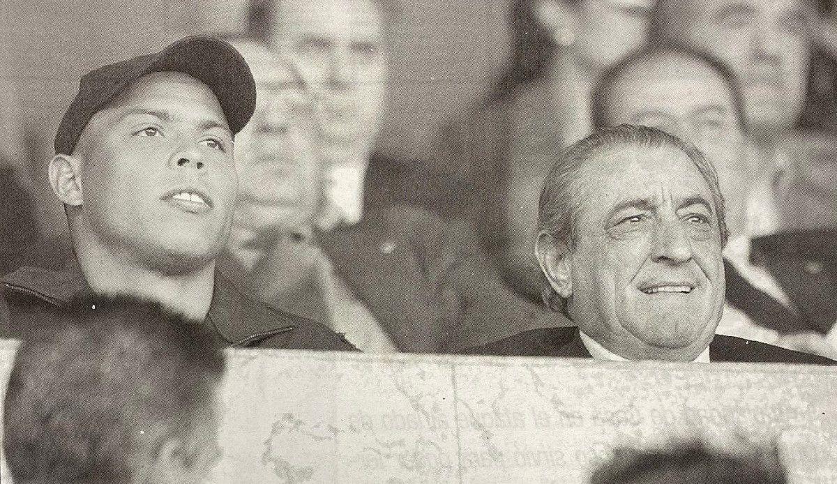 Ronaldo en Salamanca