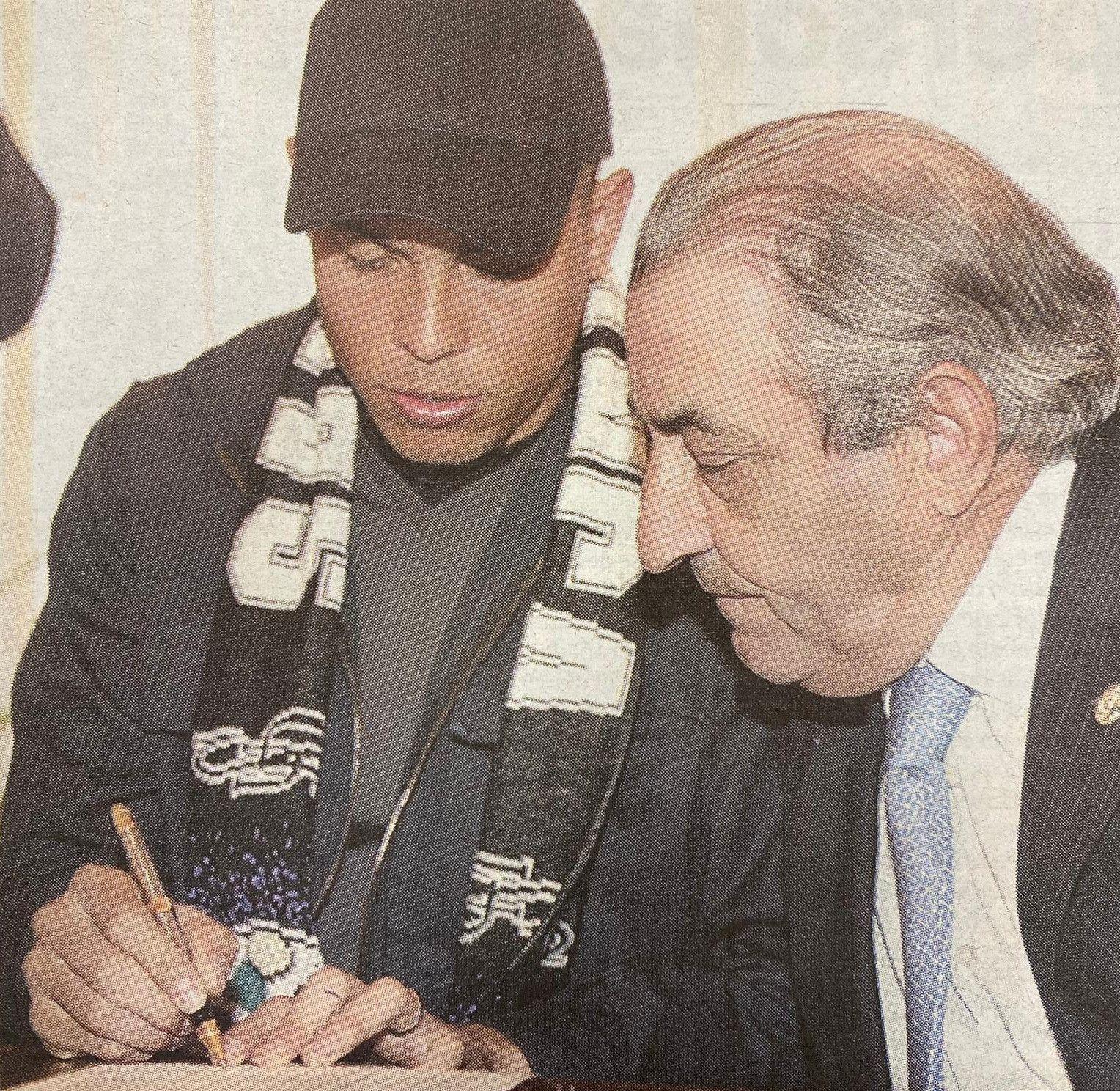 Ronaldo en Salamanca (1)