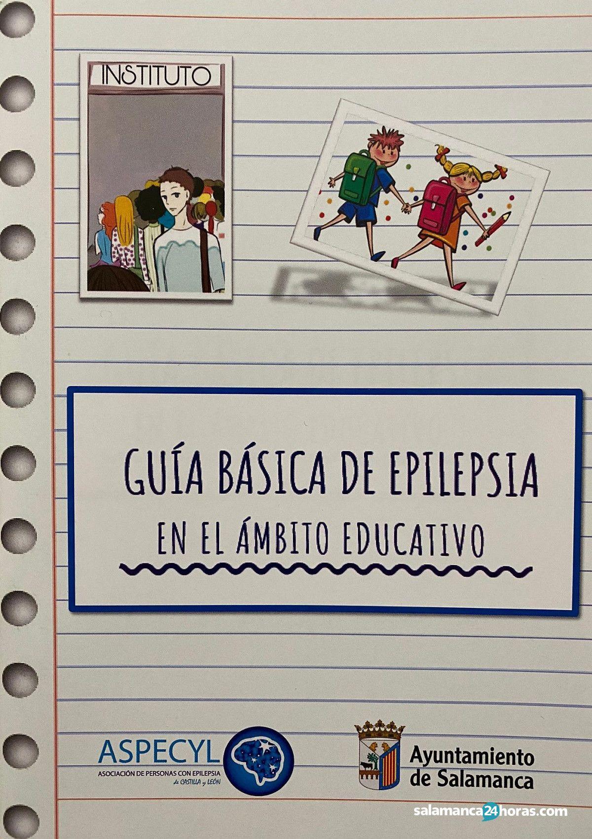 Guía básica de la epilepsia en el ámbito educativo (1)