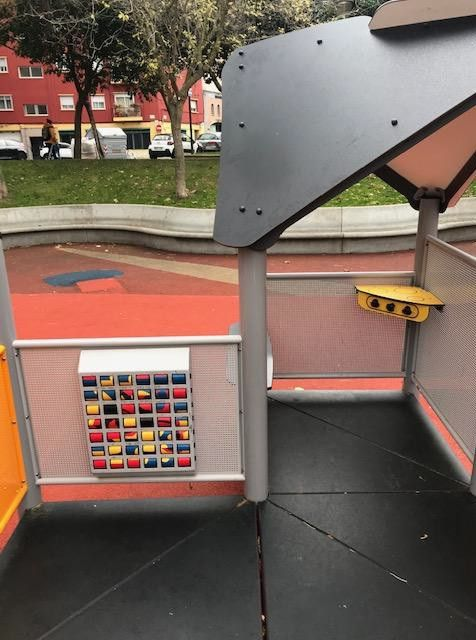 Panel interactivo y juego simbolico