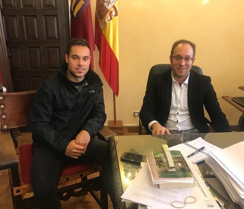 Vu00edctor Gu00f3mez y Marcos Iglesias