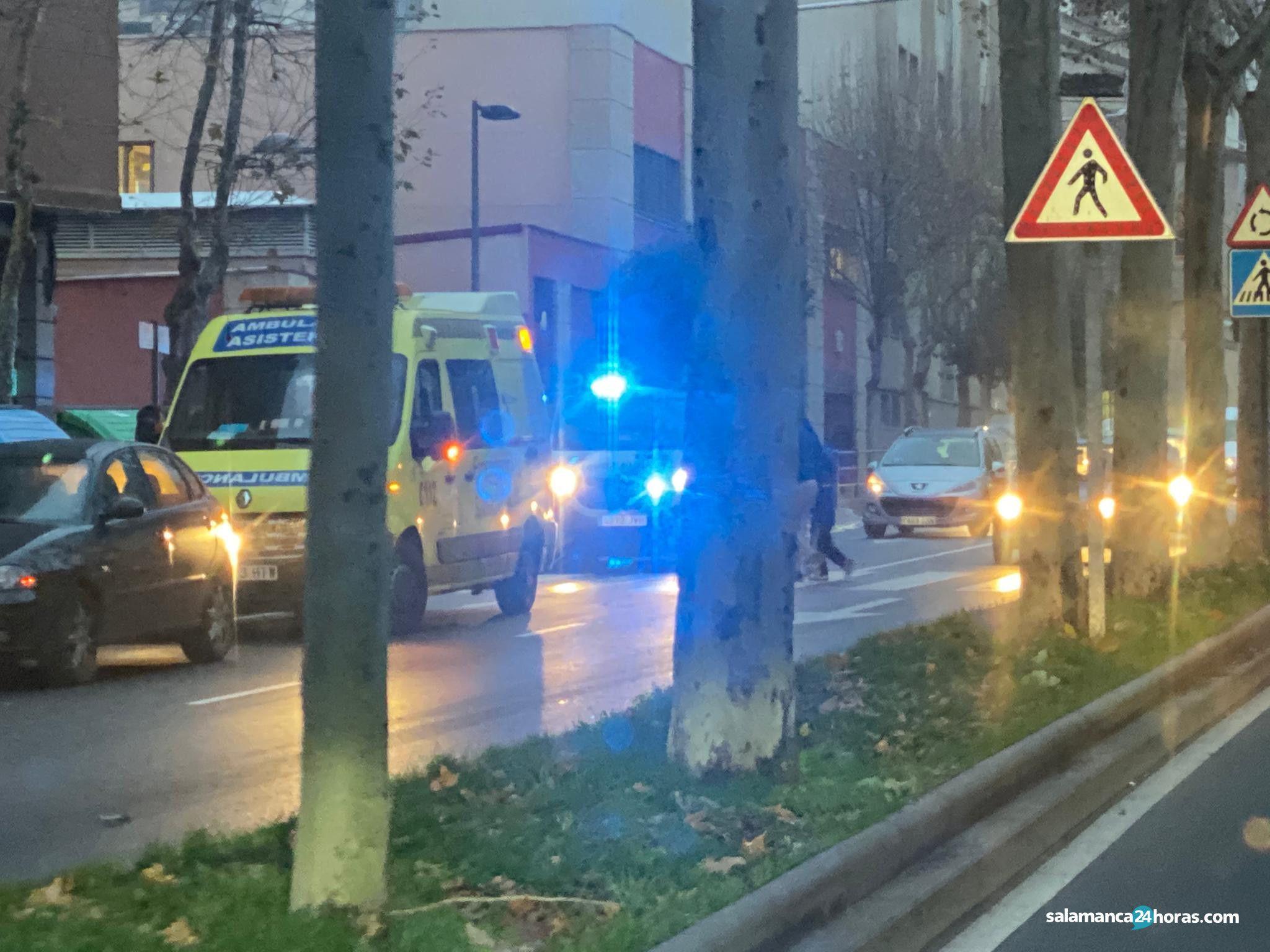 Accidente Avenida Portugal
