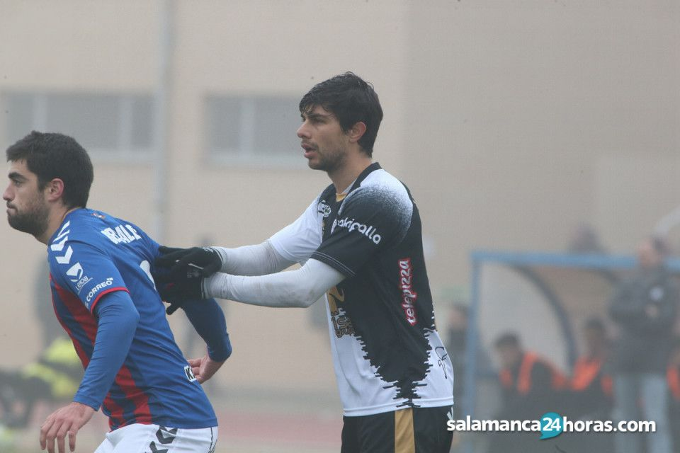 Josu00e9 u00c1ngel Alonso debut Unionistas (9)