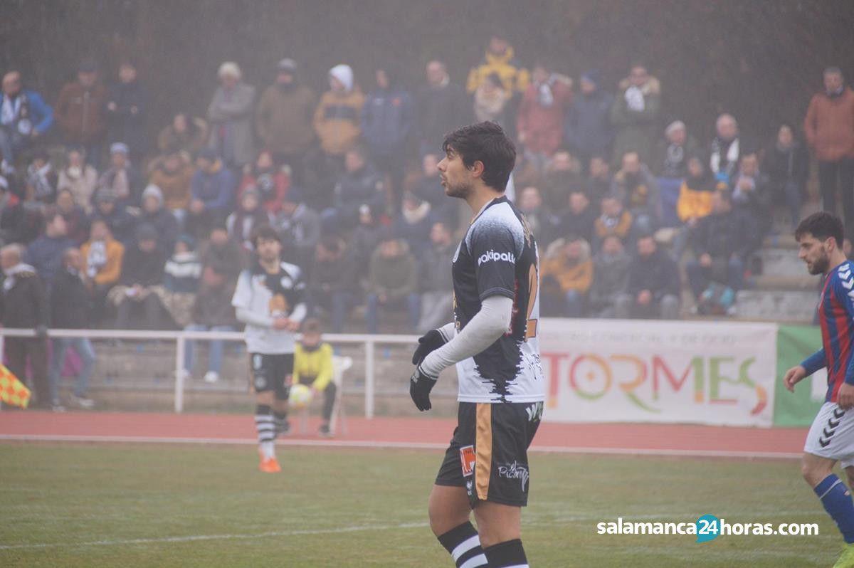 José Ángel Alonso debut Unionistas (2)