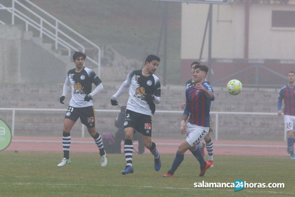 Josu00e9 u00c1ngel Alonso debut Unionistas (5)