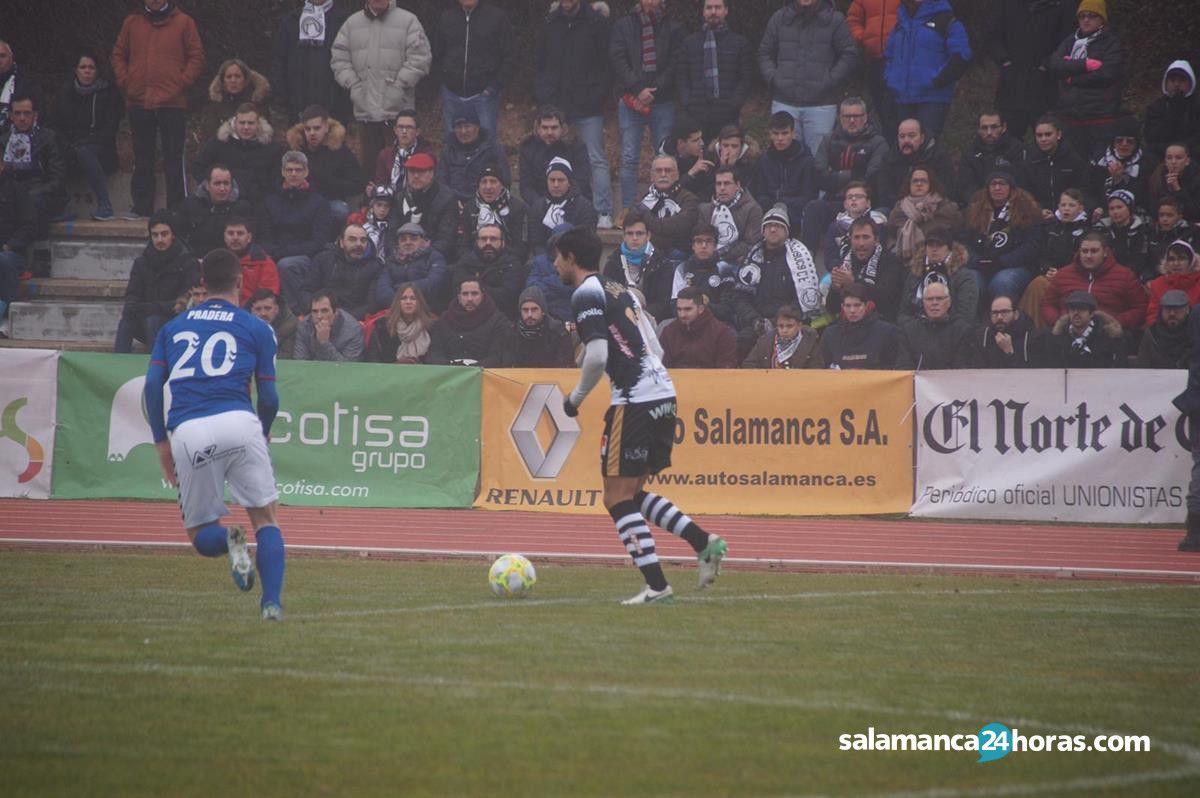 José Ángel Alonso debut Unionistas (1)