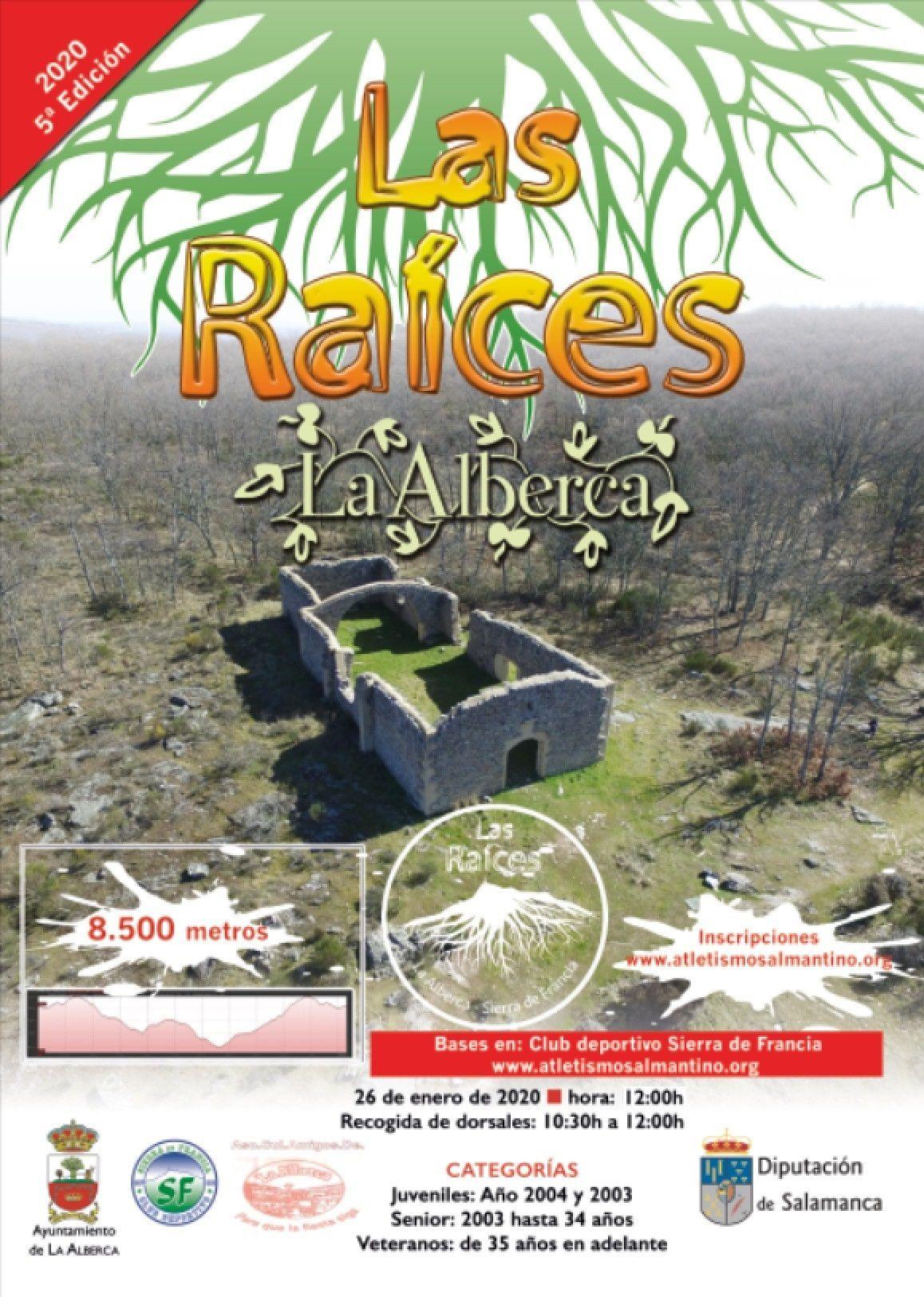 Carrera de Las Rau00edces