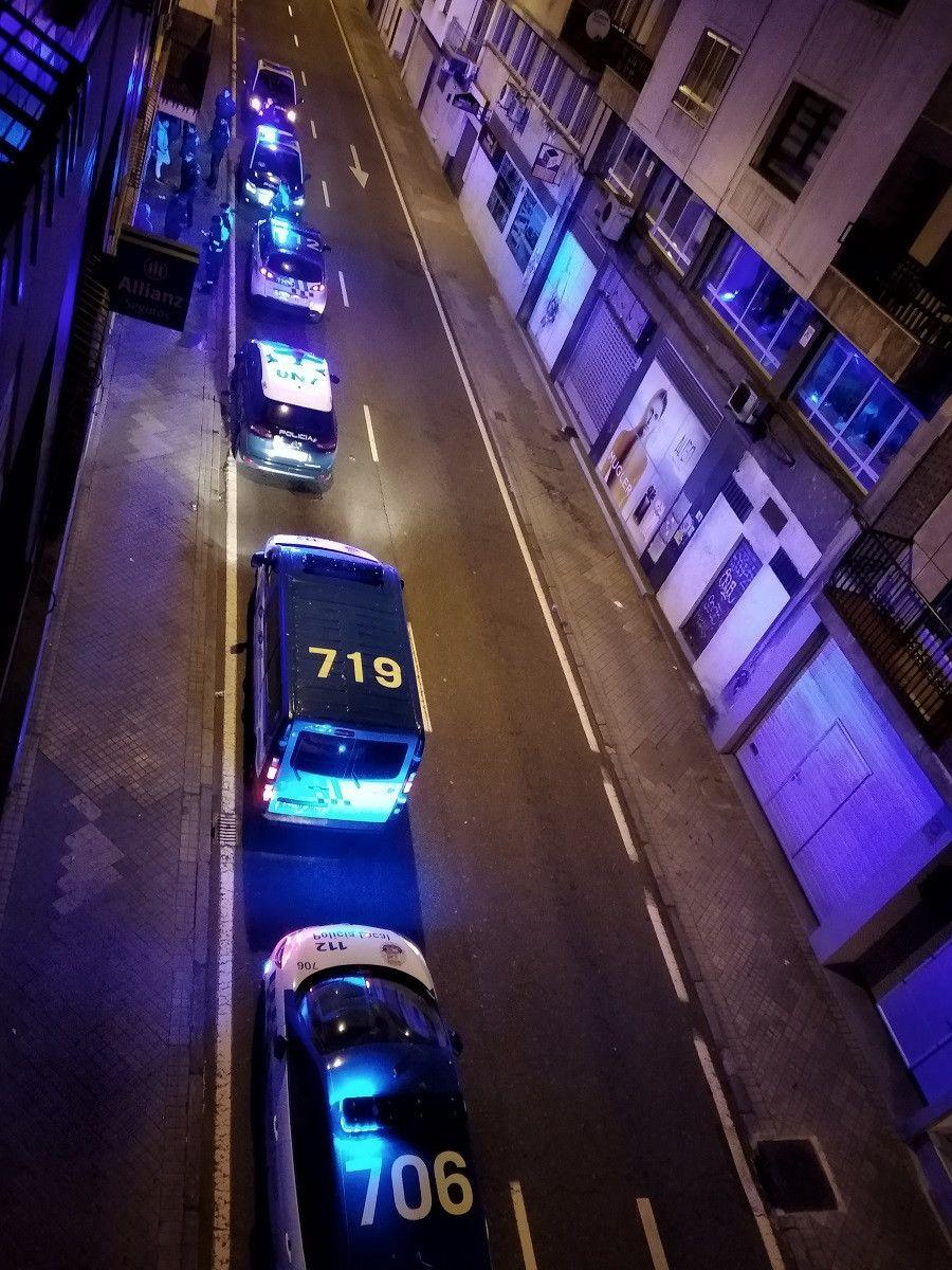 Policía álvaro gil