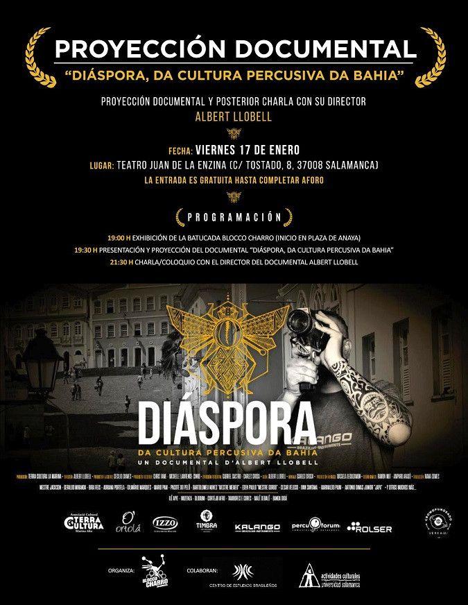 Cartel Documental DIu00c1SPORA