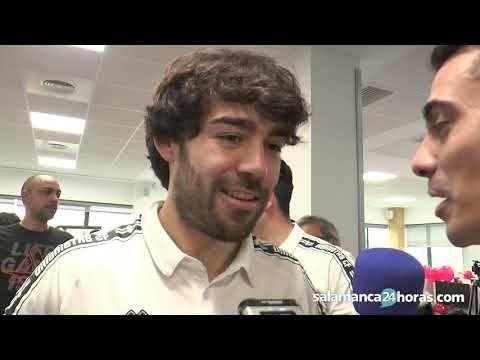 Javi Navas habla tras conocer el rival en Copa del Rey
