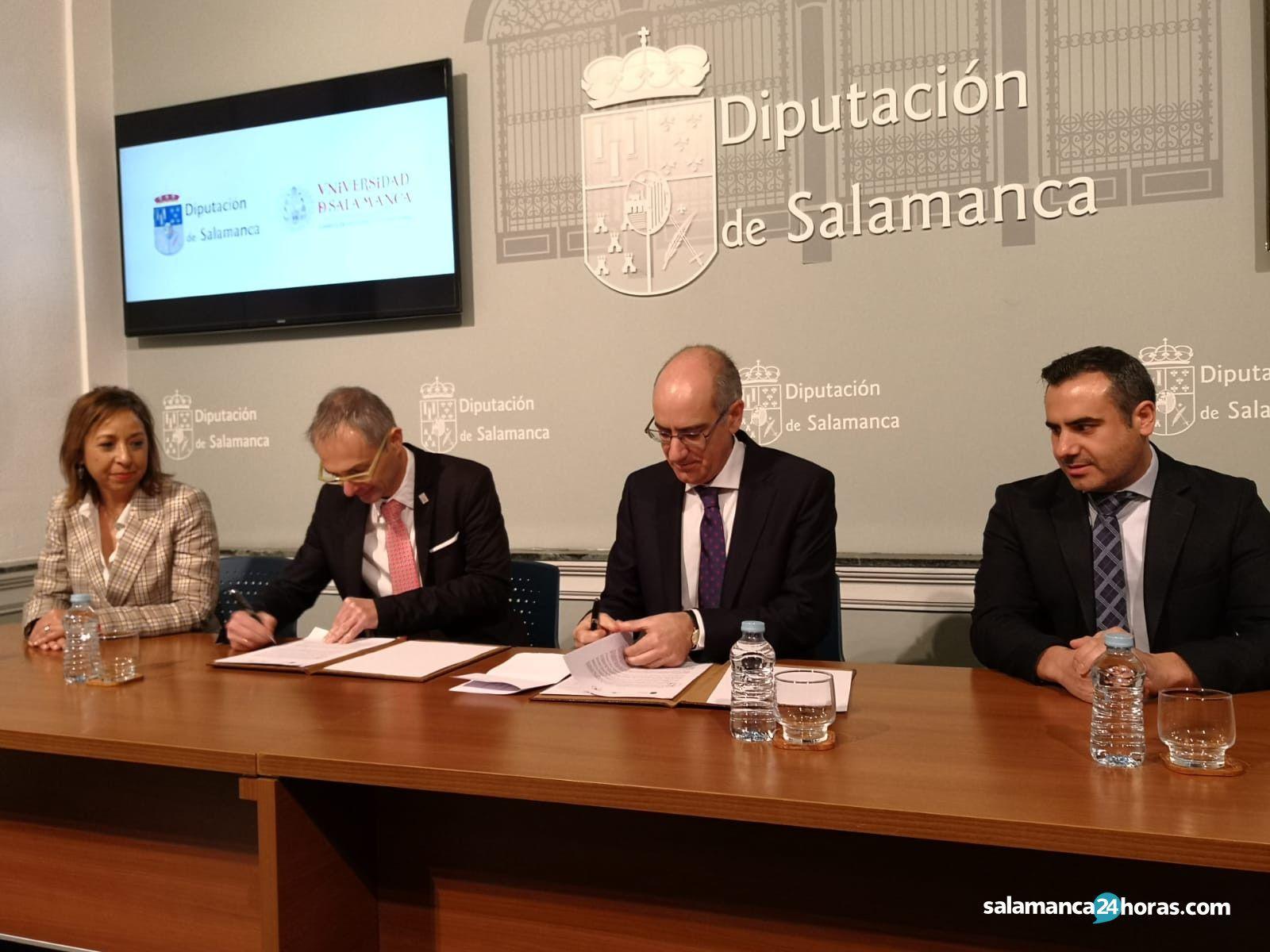 Firma convenio usal Diputación (2)