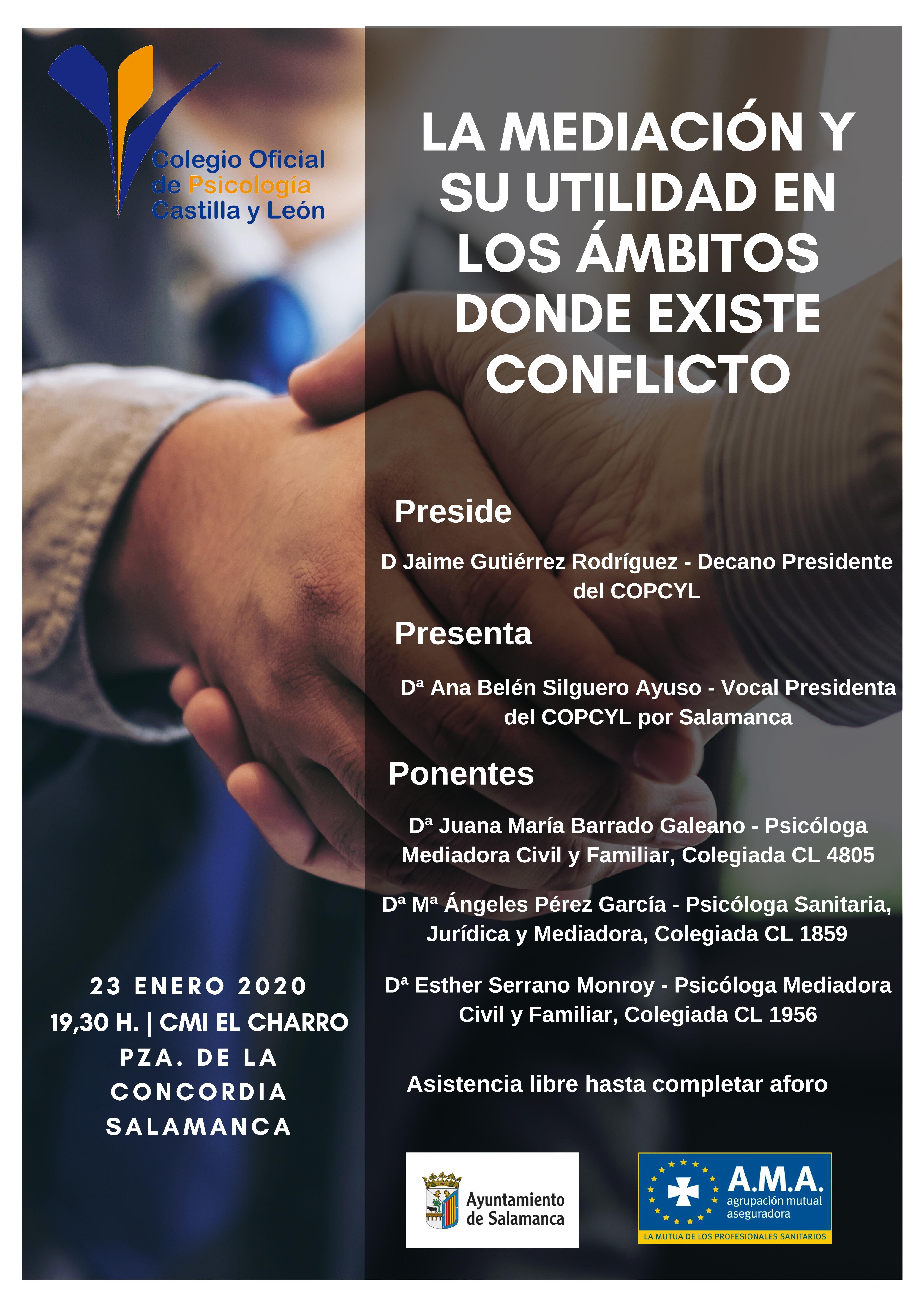 Jornada Mediaciou0301n Salamanca 23 enero