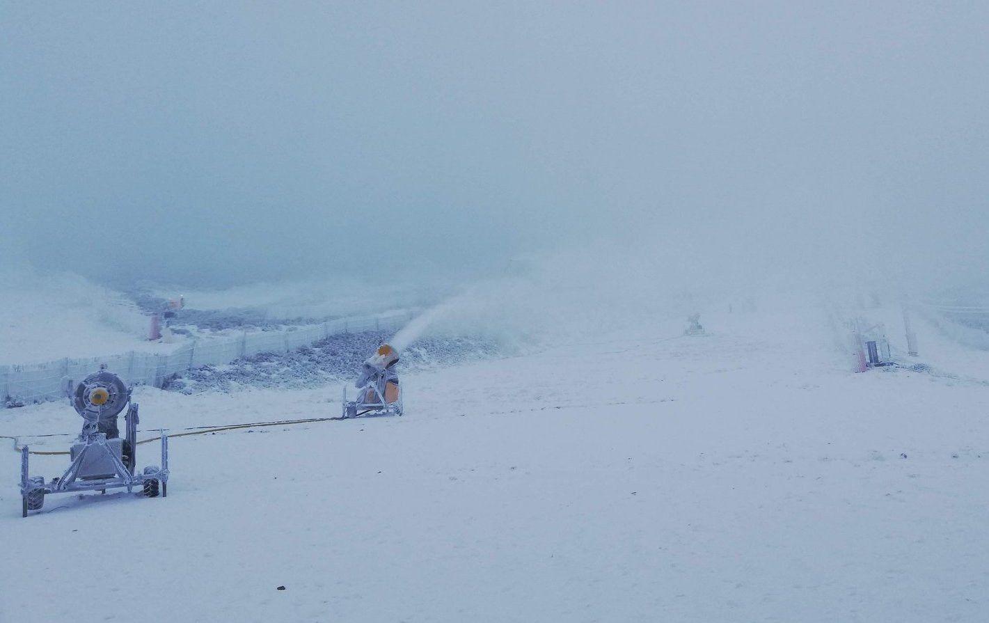 Nieve covatilla
