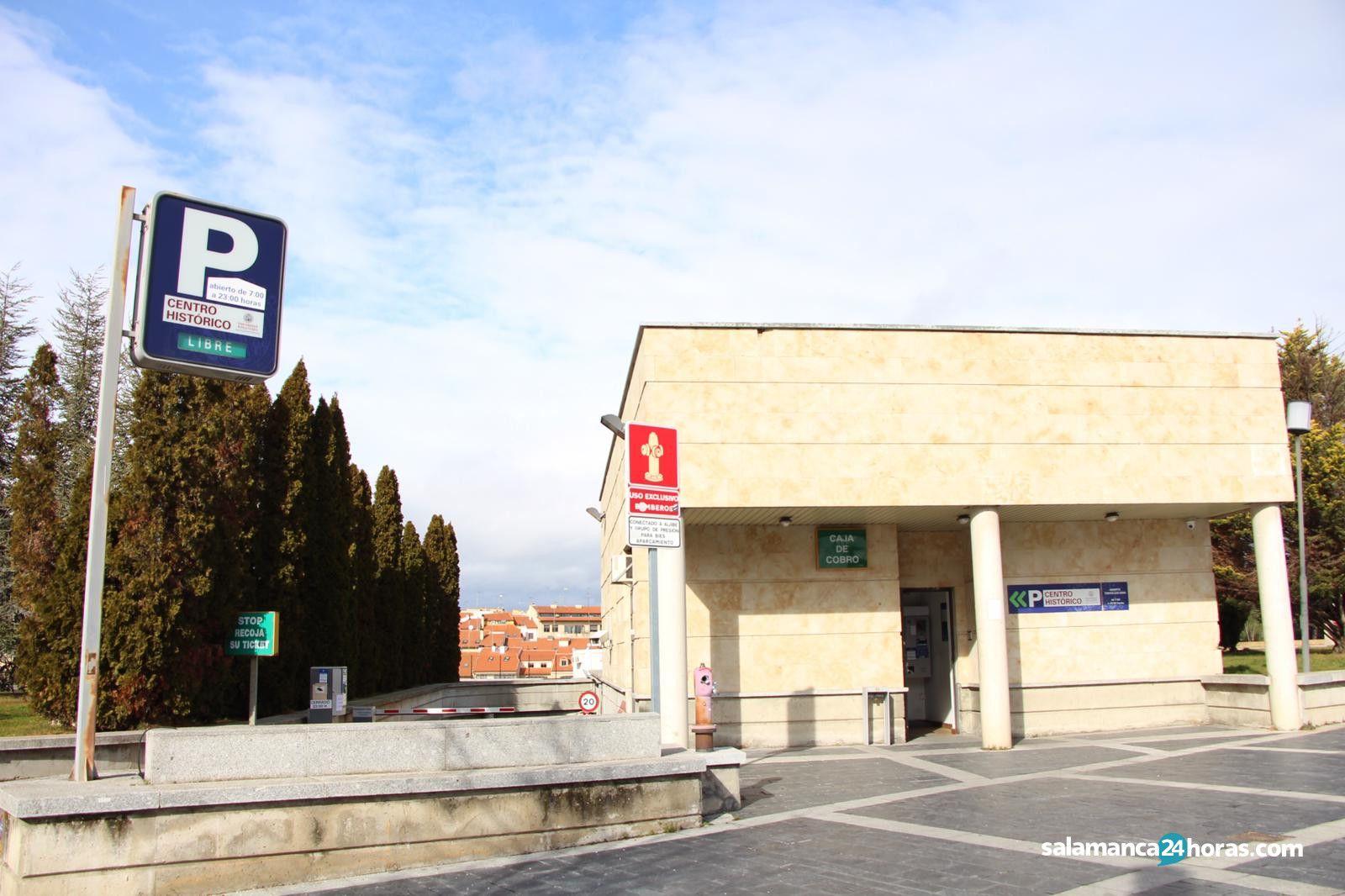 Parking del Botánico (1)