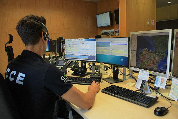 Centro coordinador de emergencias
