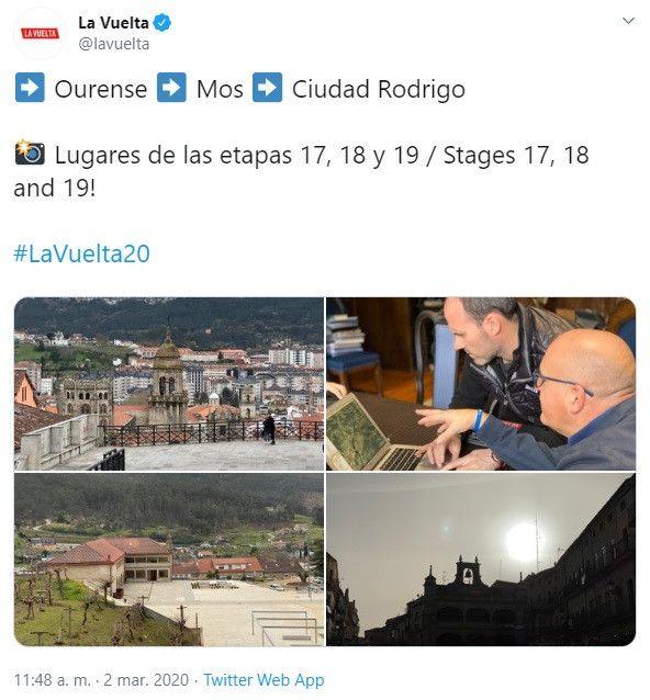 Ciudad Rodrigo Twitter