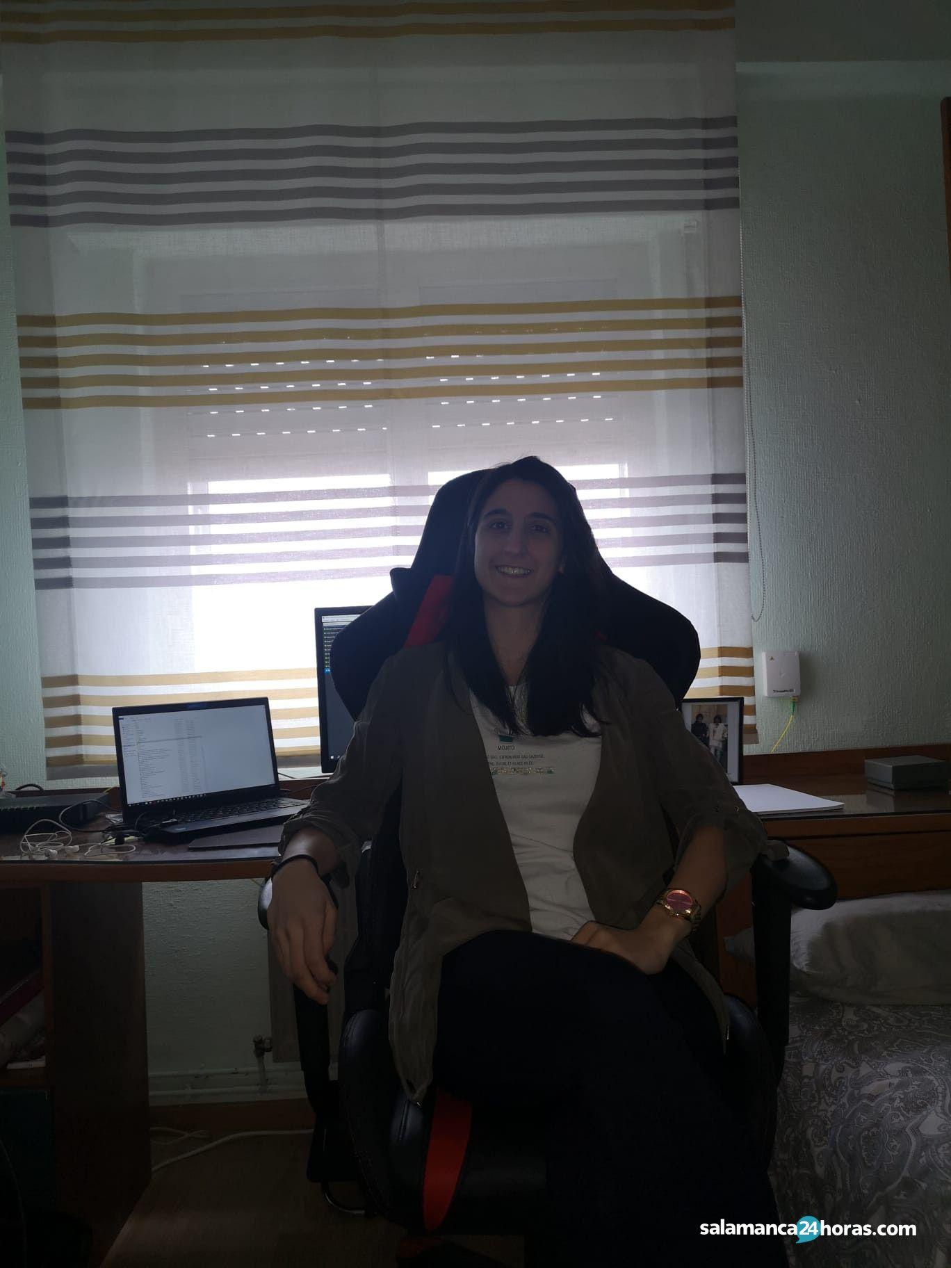 Teletrabajo Raquel Nieto
