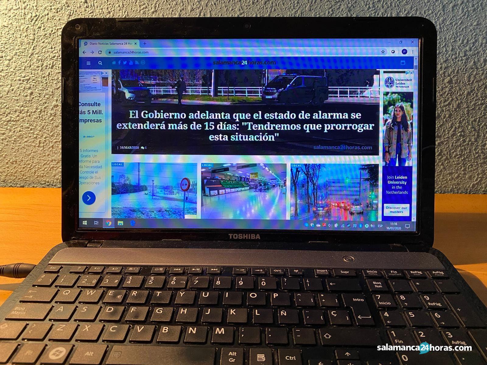 Teletrabajo Salamanca24horas