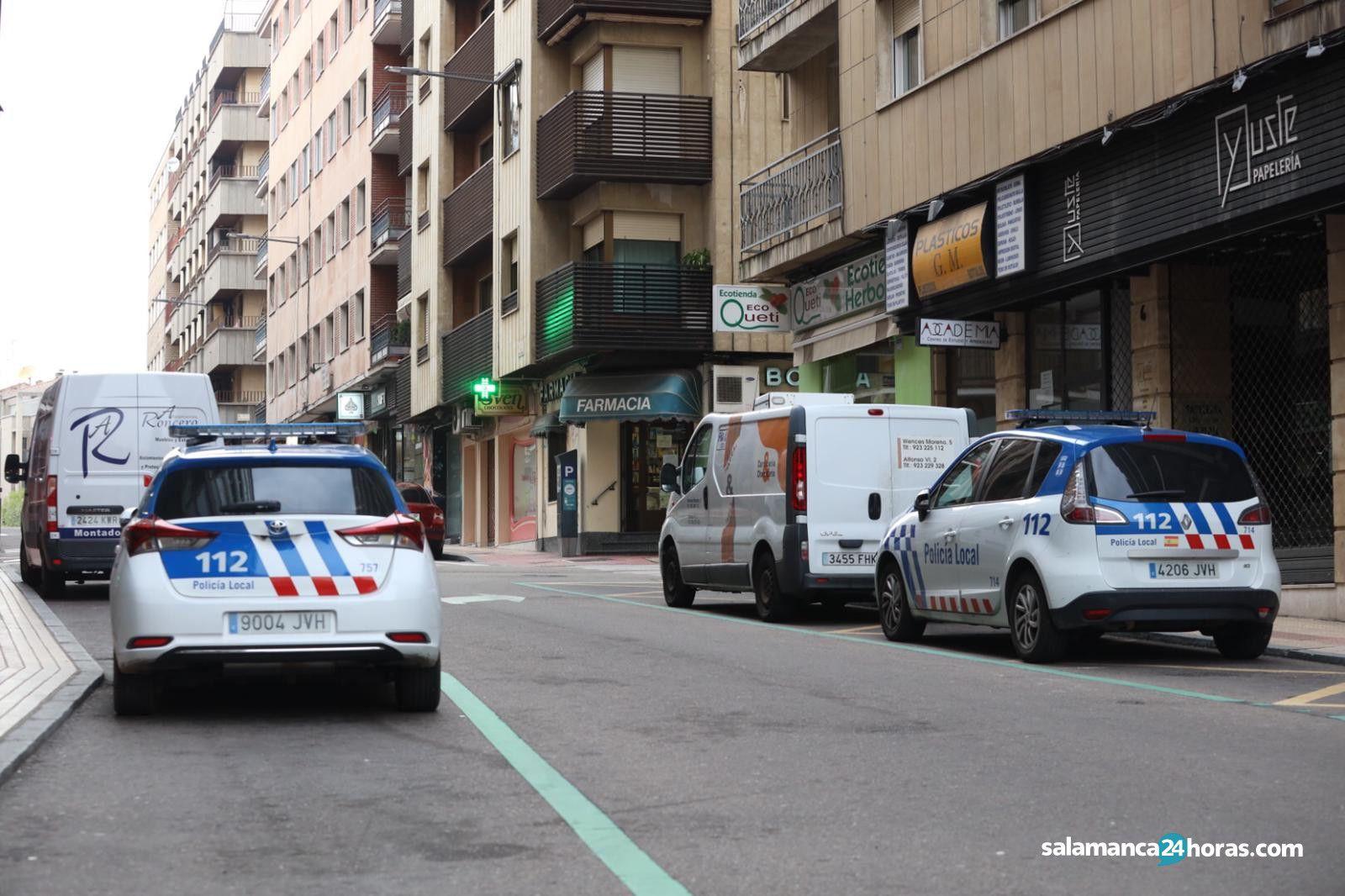 policía local wences moreno