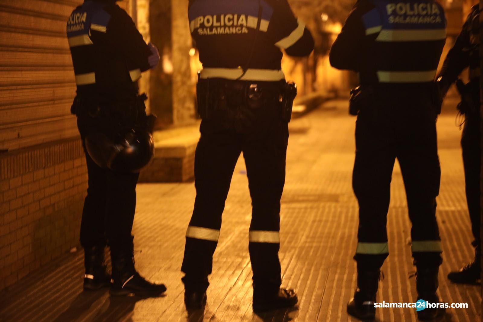 Policía Local en Buenos Aires