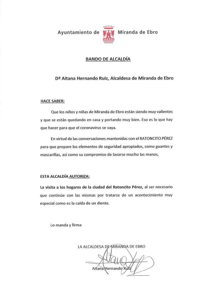 Bando Miranda de Ebro